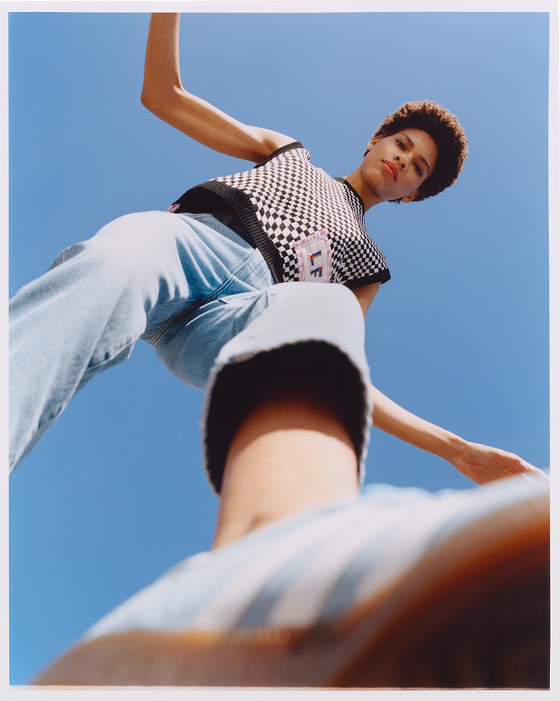 Summer Knits, Stella Magazine